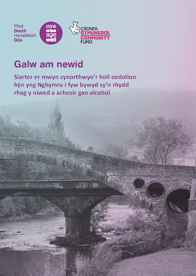 Calling time for change: Wales (Welsh language)