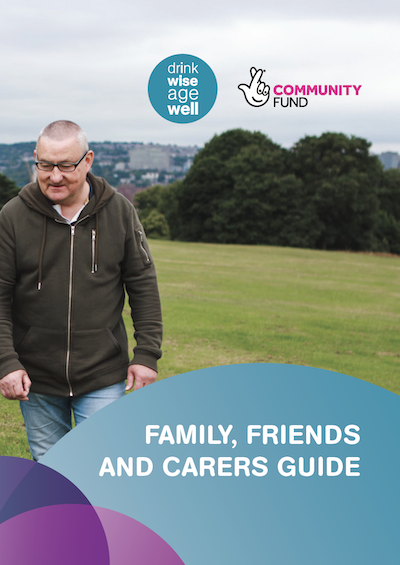 Family, friends and carers guide
