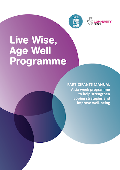 Live Wise Age Well Partcipants Manual
